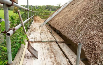 advantages of Russland thatch roofing