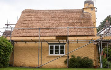 Russland thatch roofing costs